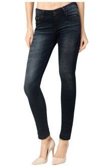 Skinny Darck Wash Blue Denim