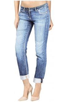 Boyfriend Light Wash blue Denim